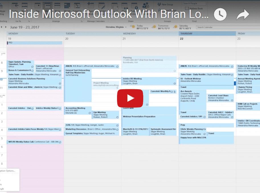 Microsoft Outlook 2016 Tips & Tricks