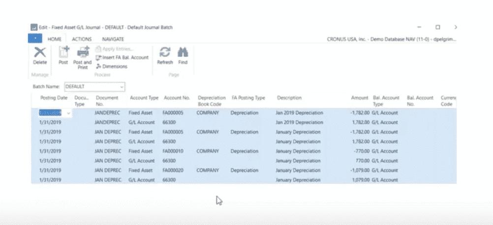 Microsoft Dynamics NAV 2018 Solutions For Washington DC Businesses