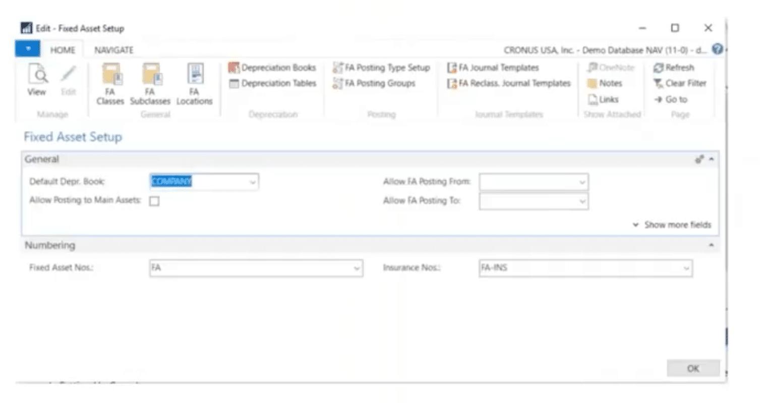 Microsoft Dynamics NAV Professionals