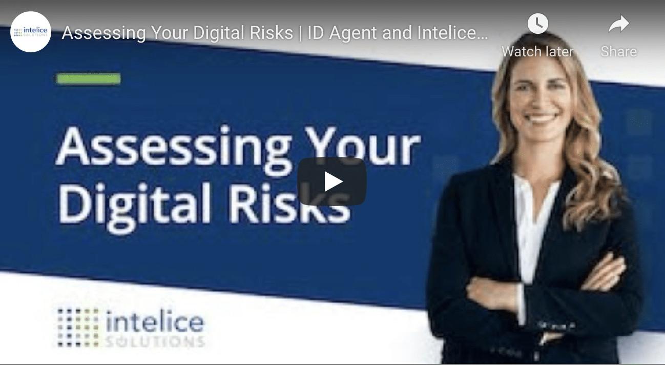 Assessing Your Digital Risks