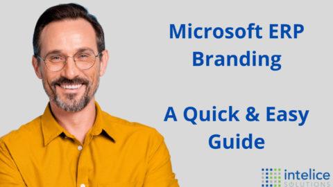 Microsoft ERP Branding A Quick & Easy Guide